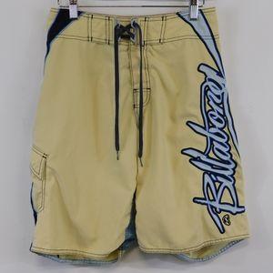 Billabong board shorts.  Waist 28